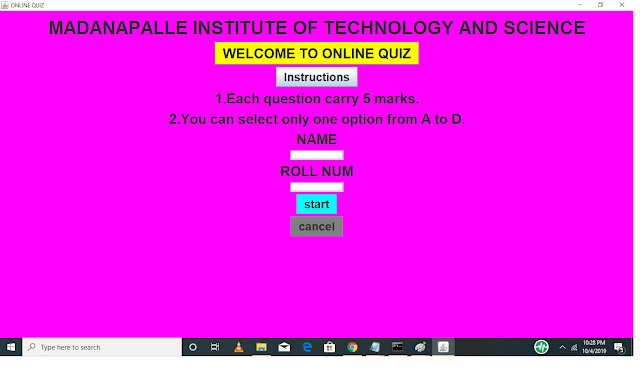 How to Create an Online Quiz?