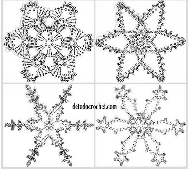 coleccion-patrones-copos-de-hielo