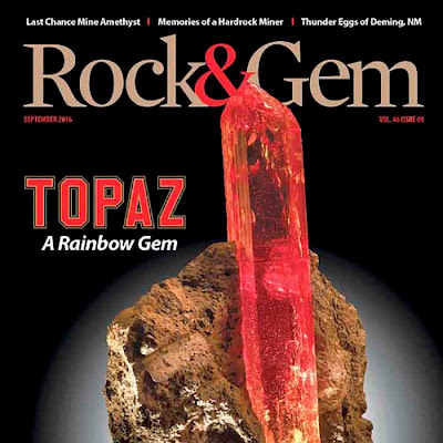Rock & Gem magazine | September 2016 - Download