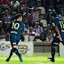 Una expulsión complicó a Unión y Boca se lo dio vuelta para ganar 3-1