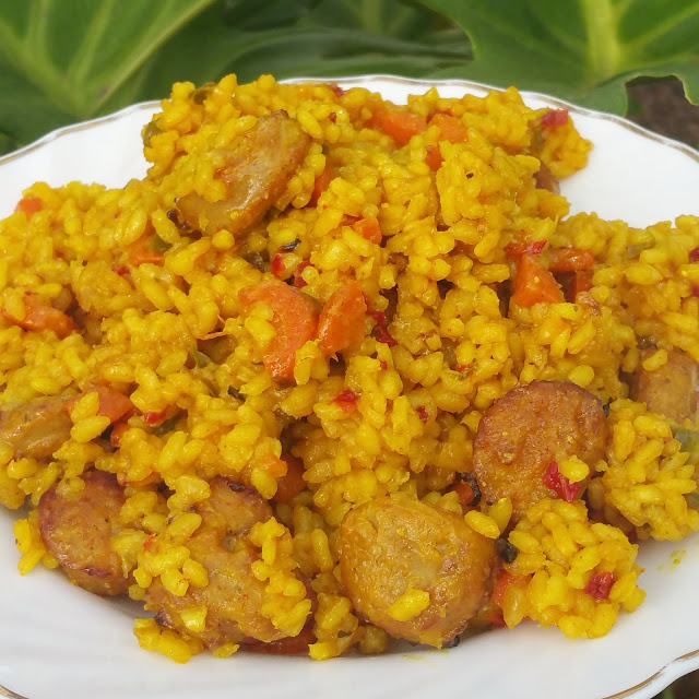 ARROZ CON BUTIFARRA ( CECOFRY ANTIGUA )