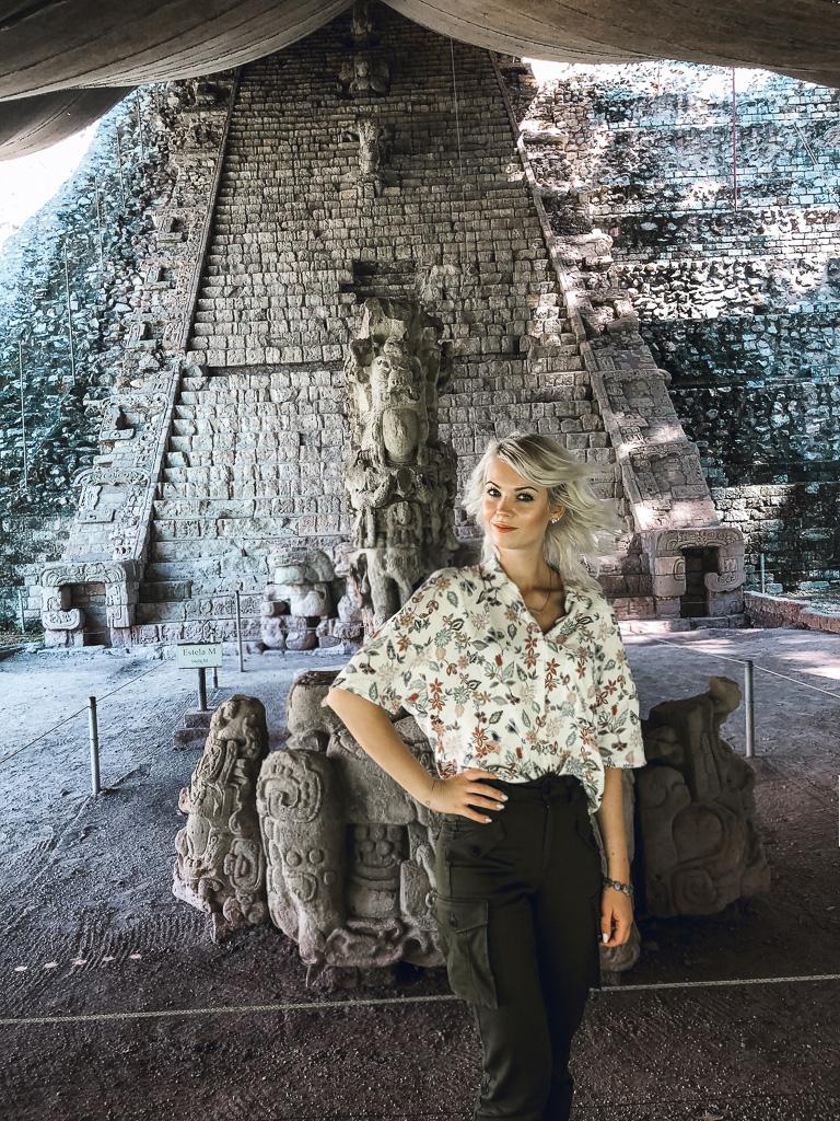 mayan library