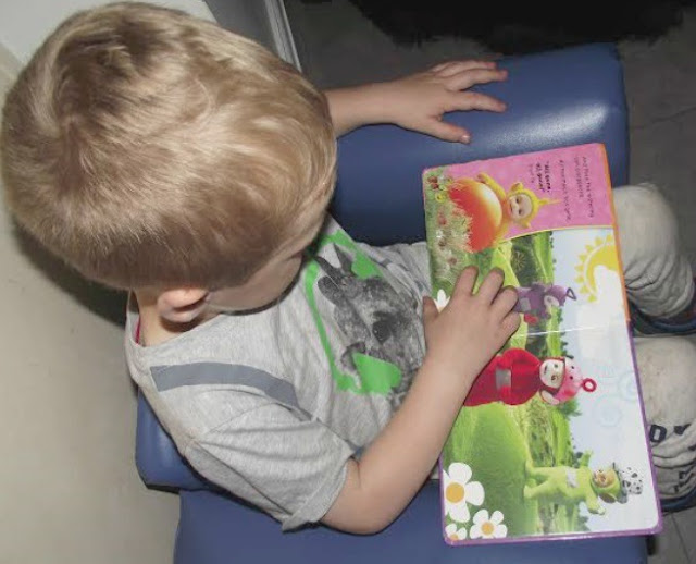 Teletubbies books for children