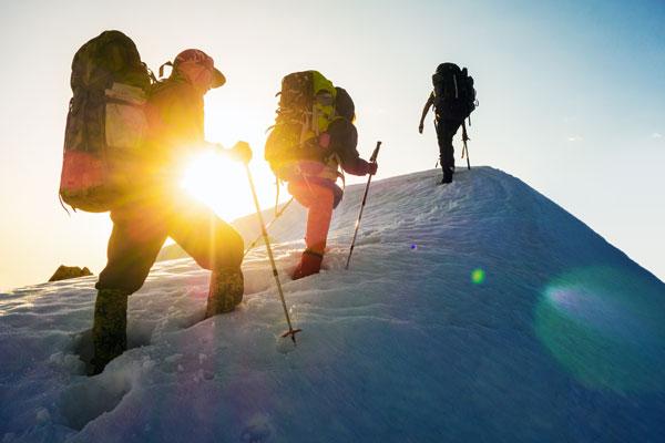 Через три вершины Каржантау | 2016 февраль