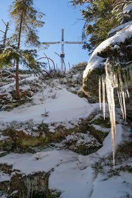 Rundweg Felswandergebiet  Wandern im Nationalpark Bayerischer Wald 13
