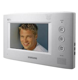 Chuông cửa màn hình có tính bảo mật an toàn cao