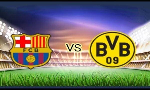 مشاهدة مباراة برشلونة ووبروسيا دورتموند بث مباشر