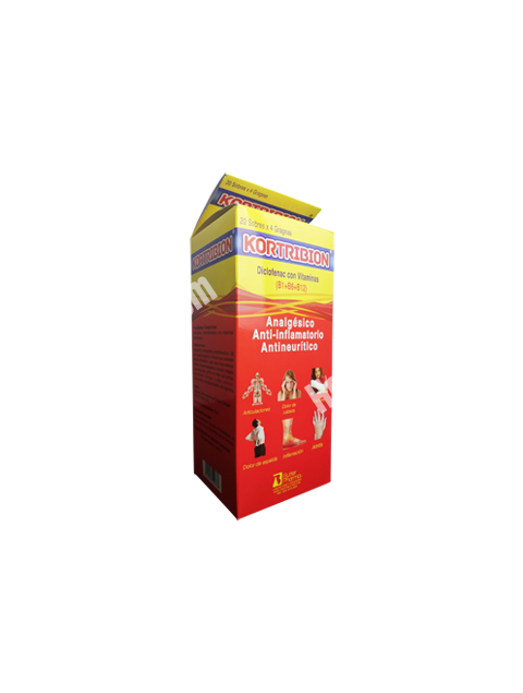 Kortribion Vitamin