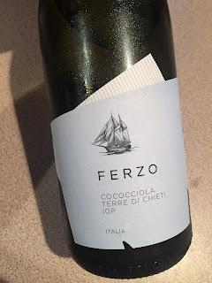 2017 Ferzo Cococciola IGP Terre di Chieti