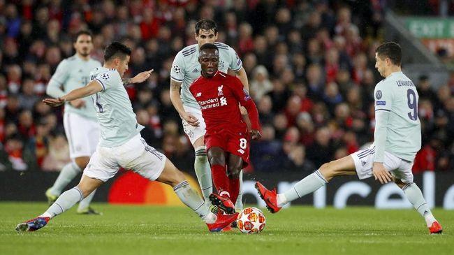 Liverpool Vs Bayern Seperti Plot Film Yang Sangat Mudah Ditebak 2019