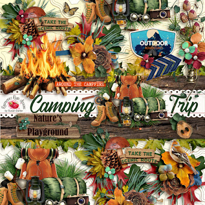 Camping Trip Clusters