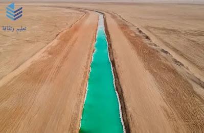 بحيرة ملحية في صحراء أبو ظبي... تعرف على قصة أغرب بحيرة ملحية موجودة في صحراء أبو ظبي بدولة الامارات