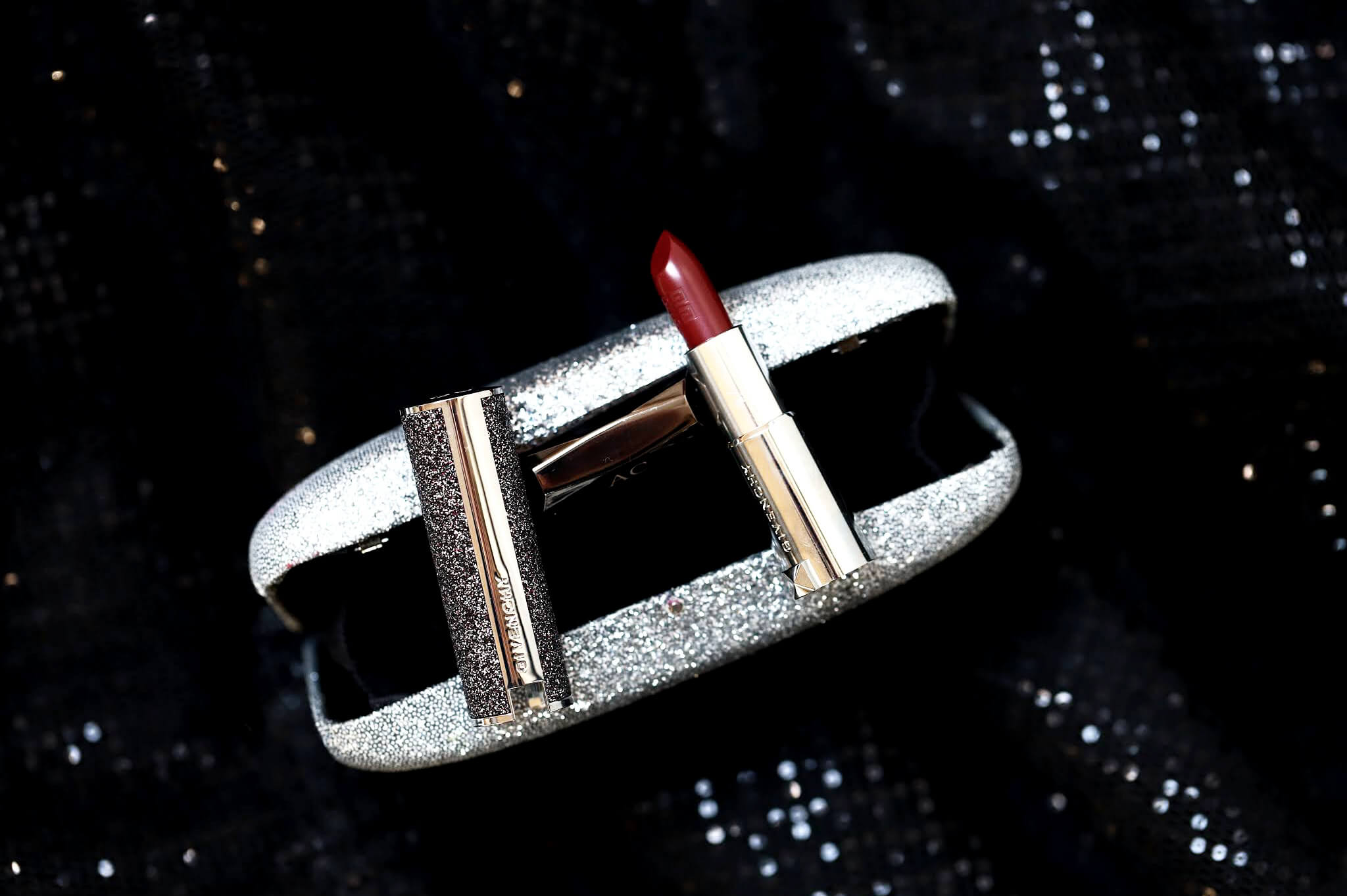 Givenchy Le Rouge 500 Enigmatic Red