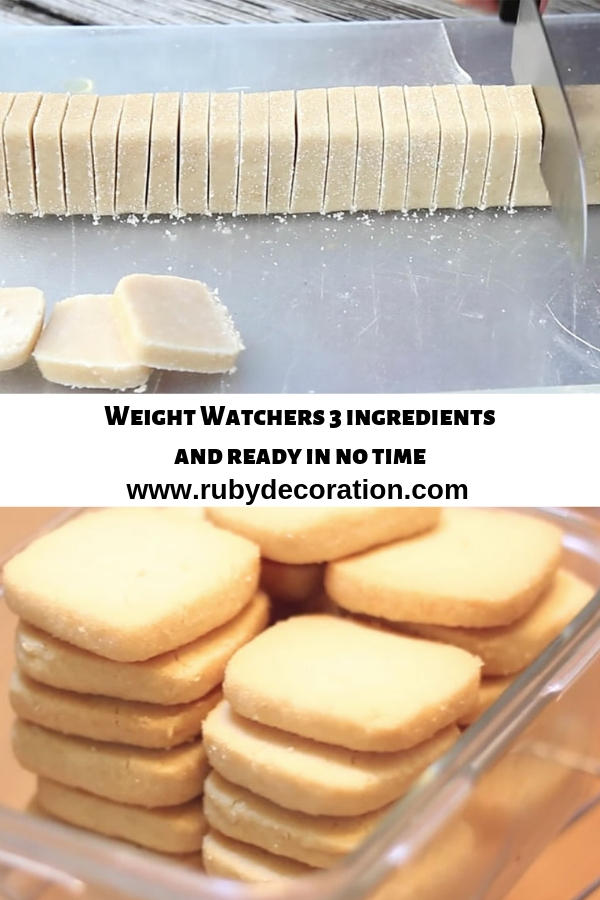 Weight Watchers 3 ingredients and ready in no time