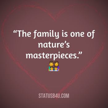 250+ Family Status and Quotes in English >> Best Family Status