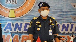 KPLP Sambut Pertemuan Coast Guard Negara Luar di Regional Marpolex 2022 Sulawesi Selatan