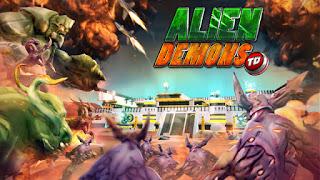 Alien Demons TD