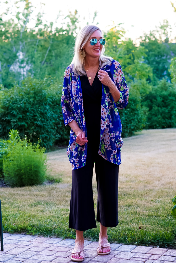 why you need a black jumpsuit
