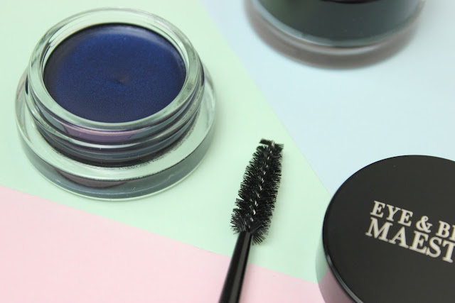 A review of Giorgio Armani Eye & Brow Maestro in 16 Navy Blue