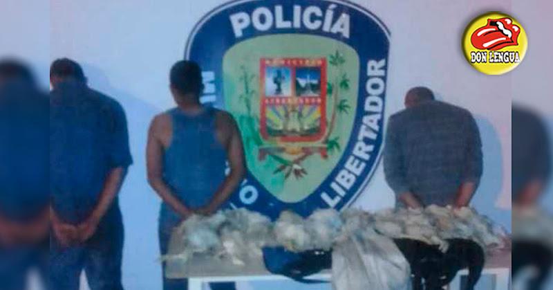 Policías los capturaron tras ASESINAR a 20 pollos del corral