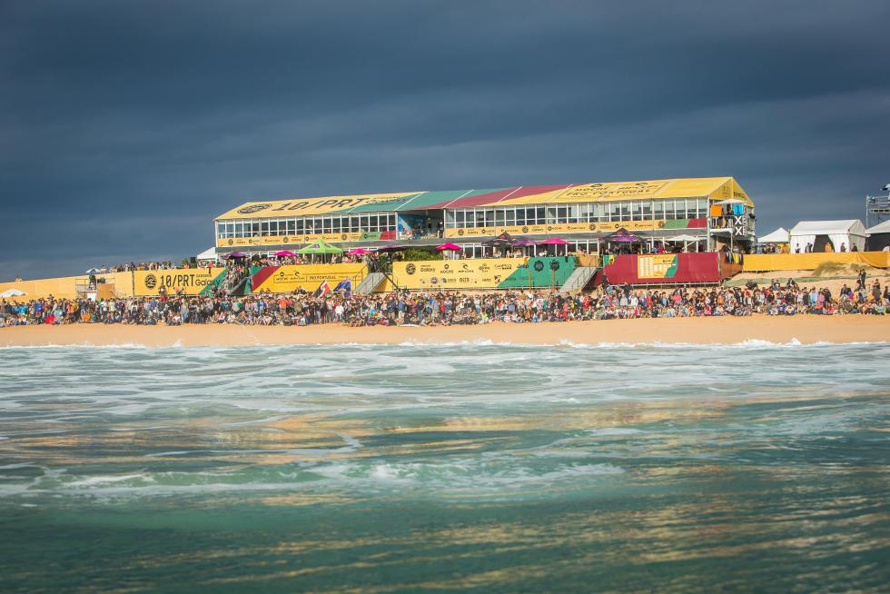 21 Event Site Moche Rip Curl Portugal 2015 Foto WSL Poullenot Aquashot