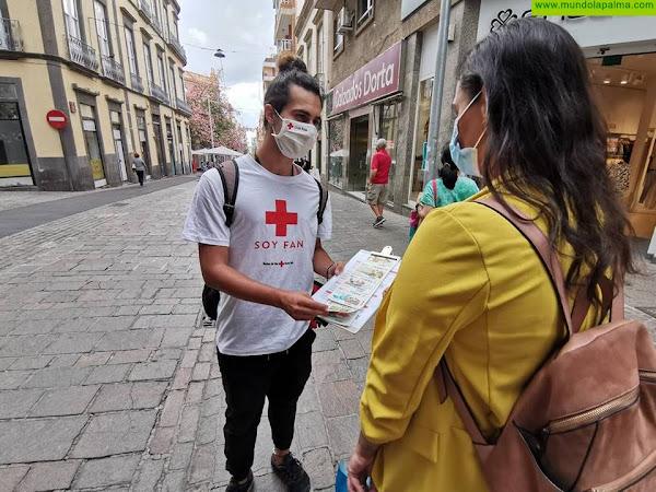 Vuelve el Sorteo de Oro de Cruz Roja, una oportunidad para ayudar a las personas más afectadas por la pandemia