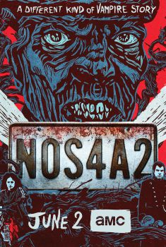 NOS4A2 1ª Temporada Torrent – WEB-DL 720p Dual Áudio<