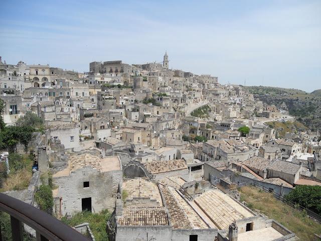 Matera 2019 una finestra sul Mediterraneo