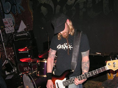 DISFEAR bassist Henrik Frykman Passes Away