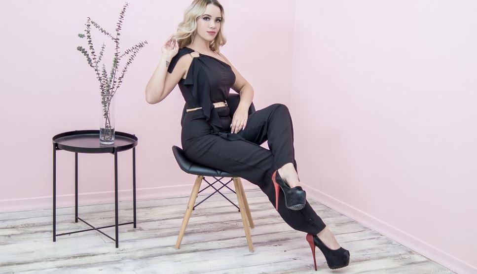 AlexSilvia Model GlamourCams