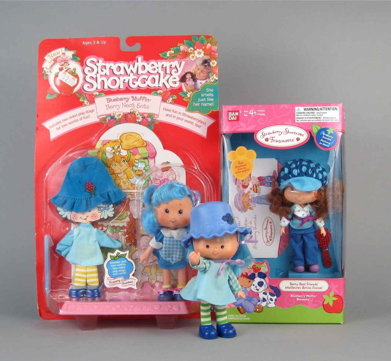 A Retrospective Review Of Strawberry Shortcake S Blueberry Muffin