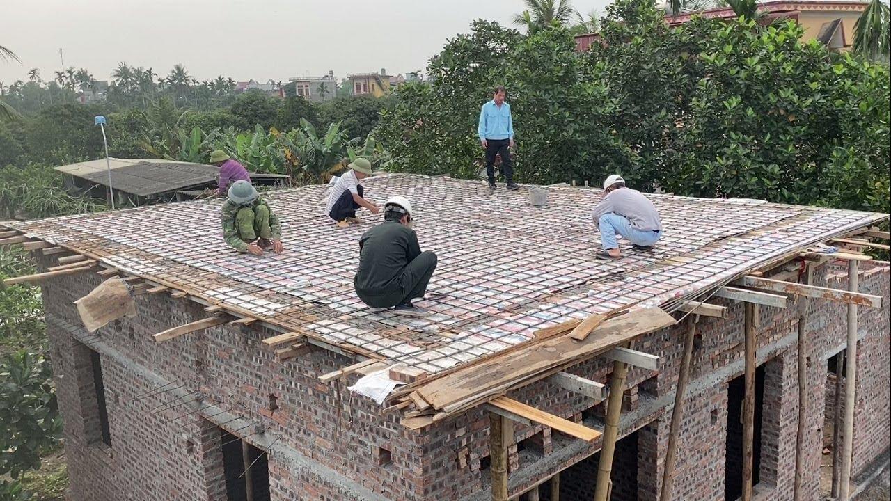 Mutu Beton yang cocok untuk dak rumah