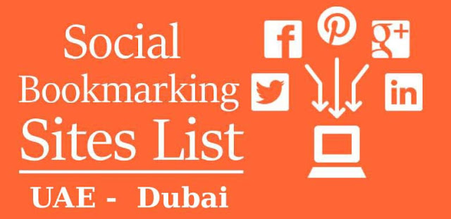 Social Bookmarking Sites in UAE - Dubai