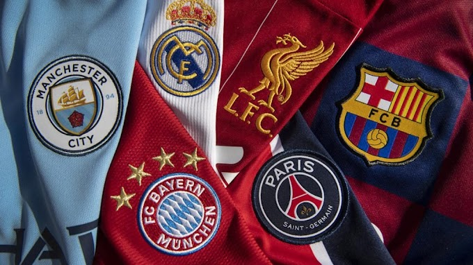 BREAKING! Super League: 12 football biggest clubs break away from UEFA, announce new competition