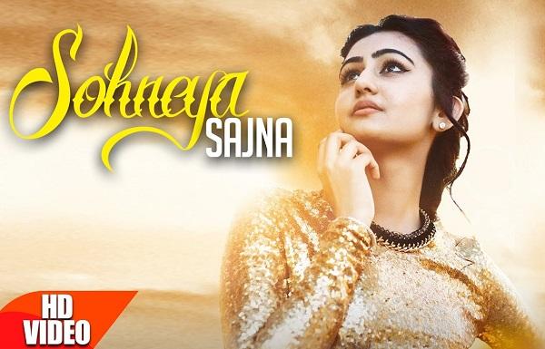 Sohneya Sajna Kuri Foxy Bilal Ahmad Feat Shruti Chhangani Latest Punjabi Songs 2017
