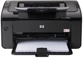 HP LaserJet Pro P1102w Télécharger Pilote