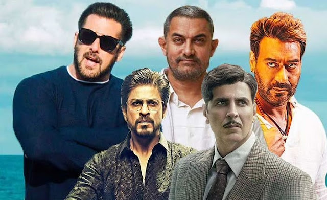 Top 10 Bollywood Stars of Indian Movies and Web Series