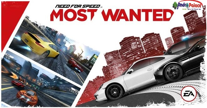 KERAKURUS - Need for Speed Most Wanted APK MOD 1.3.103