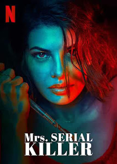 Mrs. Serial Killer (2020) Full Movie Netflix Hindi 720p HEVC HDRip