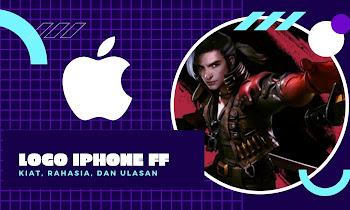 Teknik Membikin Tanda iPhone Apple di Account FF, Android Dapat?