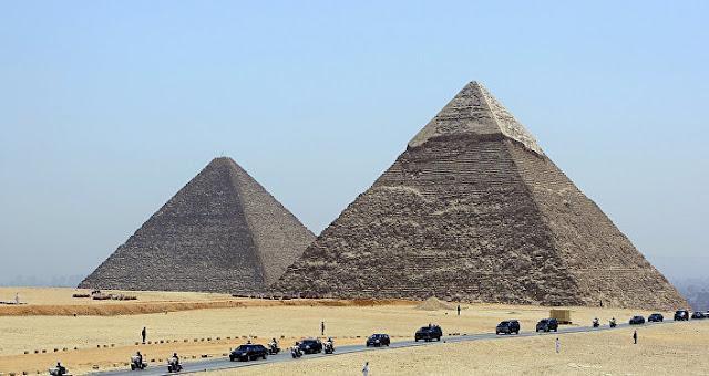 تطور بناء المقابر لدى المصريين القدماء - نظرة تاريخية