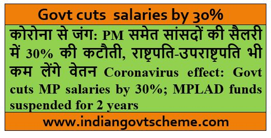 Govt+cuts+MP+salaries