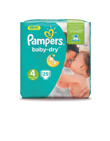Pampers Baby Dry Magical Pods