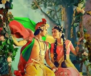 Radhakrishna ki prem kahani
