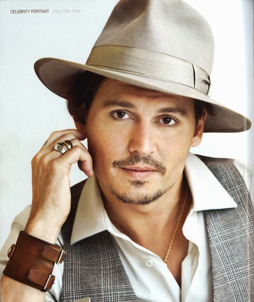 Johnny Depp: Biography: JOHNNY DEPP