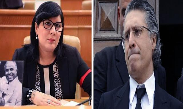 نبيل القروي : عبير موسي حولت البرلمان إلى ''ستار أكاديمي'' وتلفزات الخليج تعول عليها !