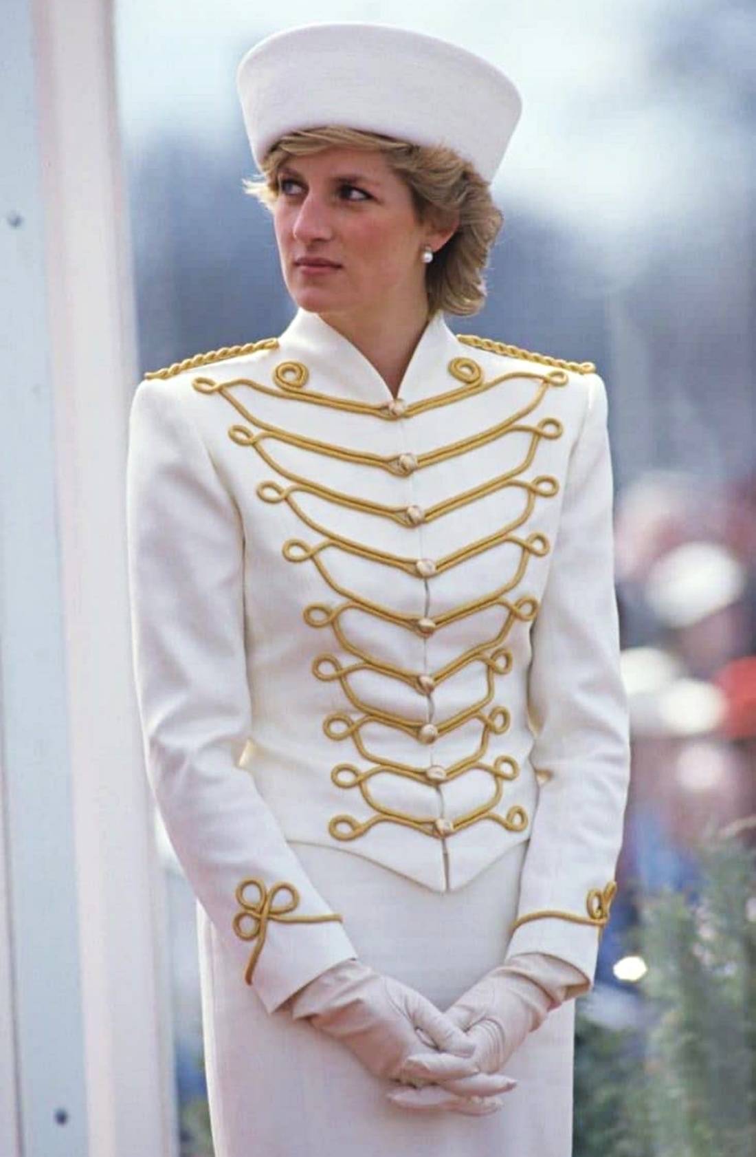 Diana de Gales estilismos