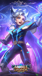 Harith EVOS Legends Heroes Mage of Skins