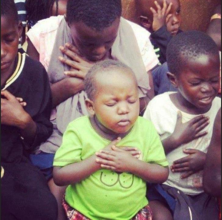 A Little Child's Prayers Matters to God