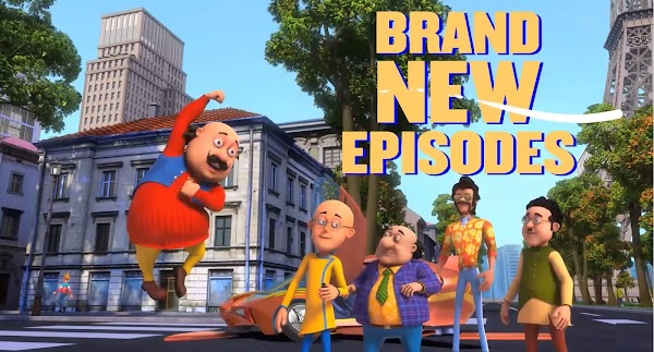 Motu Patlu All New Adventures Episodes In Tamil